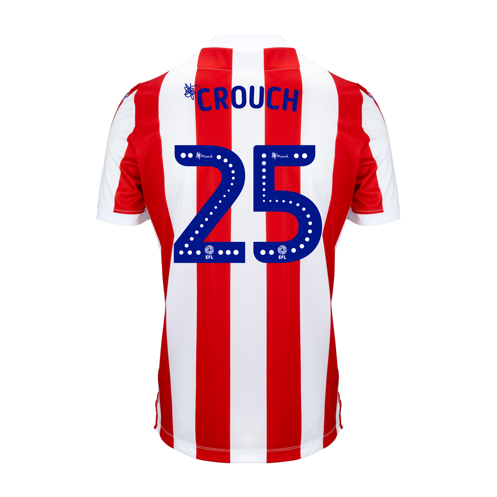 2018/19 Adult Home SS Shirt - Crouch