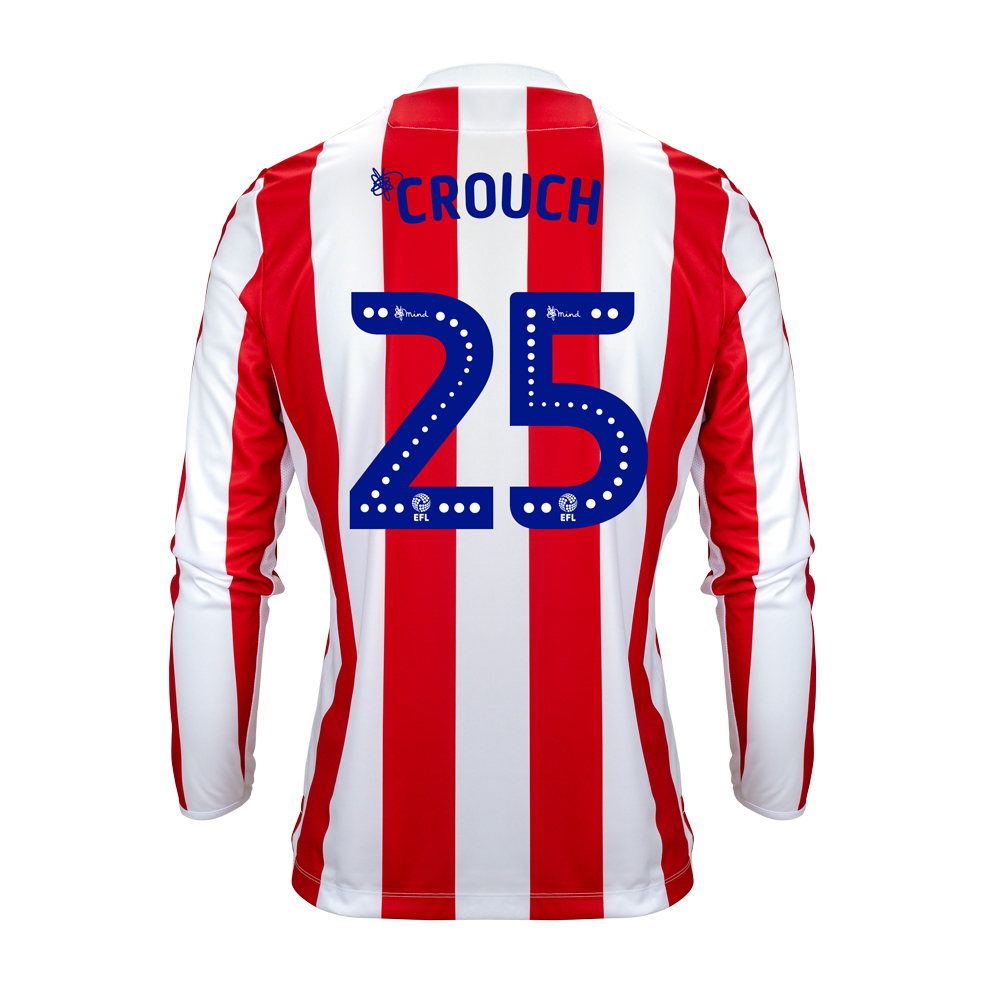 2018/19 Adult Home LS Shirt - Crouch