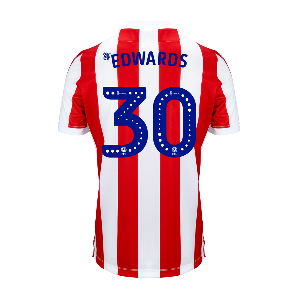 2018/19 Adult Home SS Shirt - Edwards