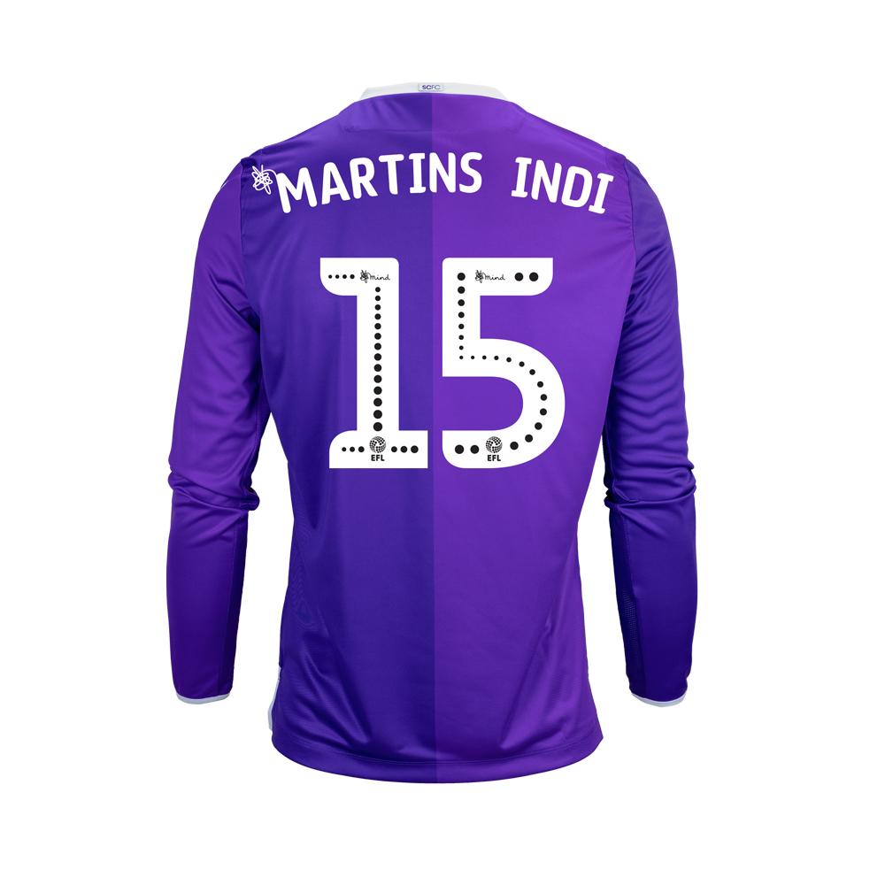 2018/19 Junior Away LS Shirt - Martins Indi