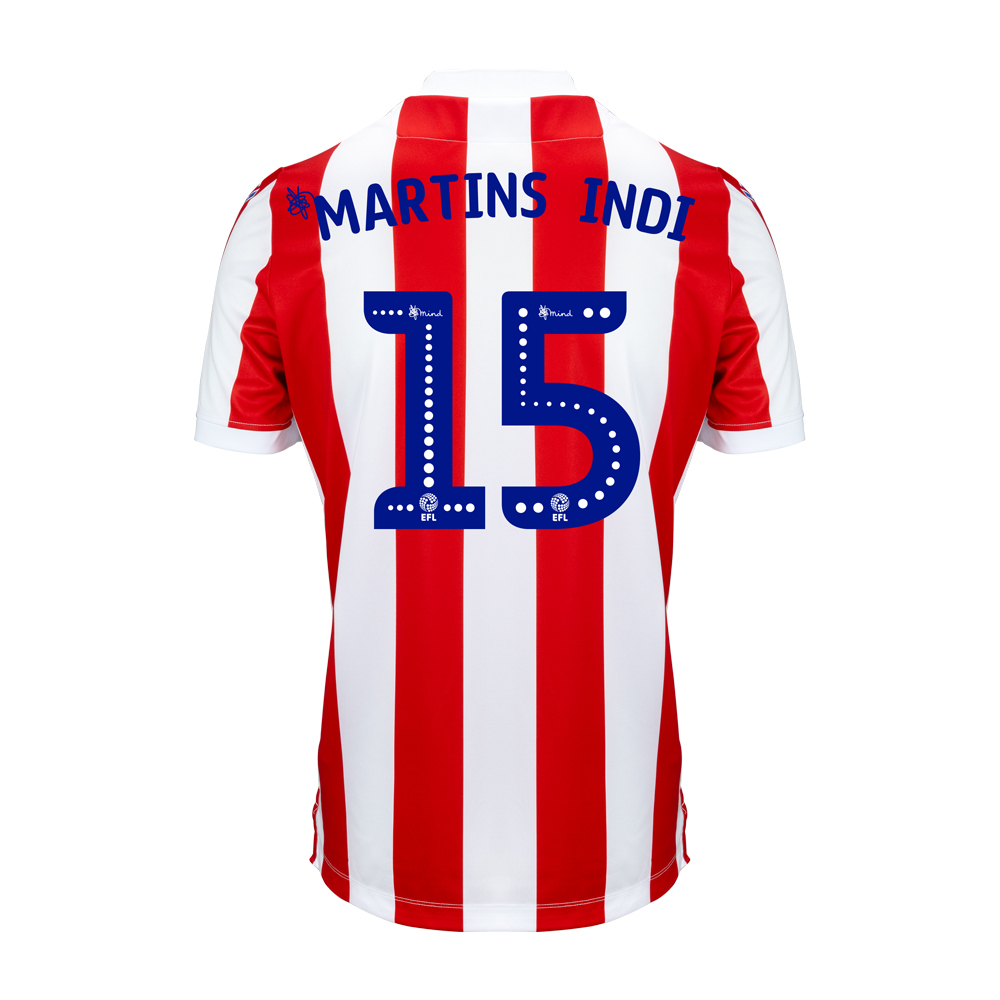 2018/19 Adult Home SS Shirt - Martins Indi
