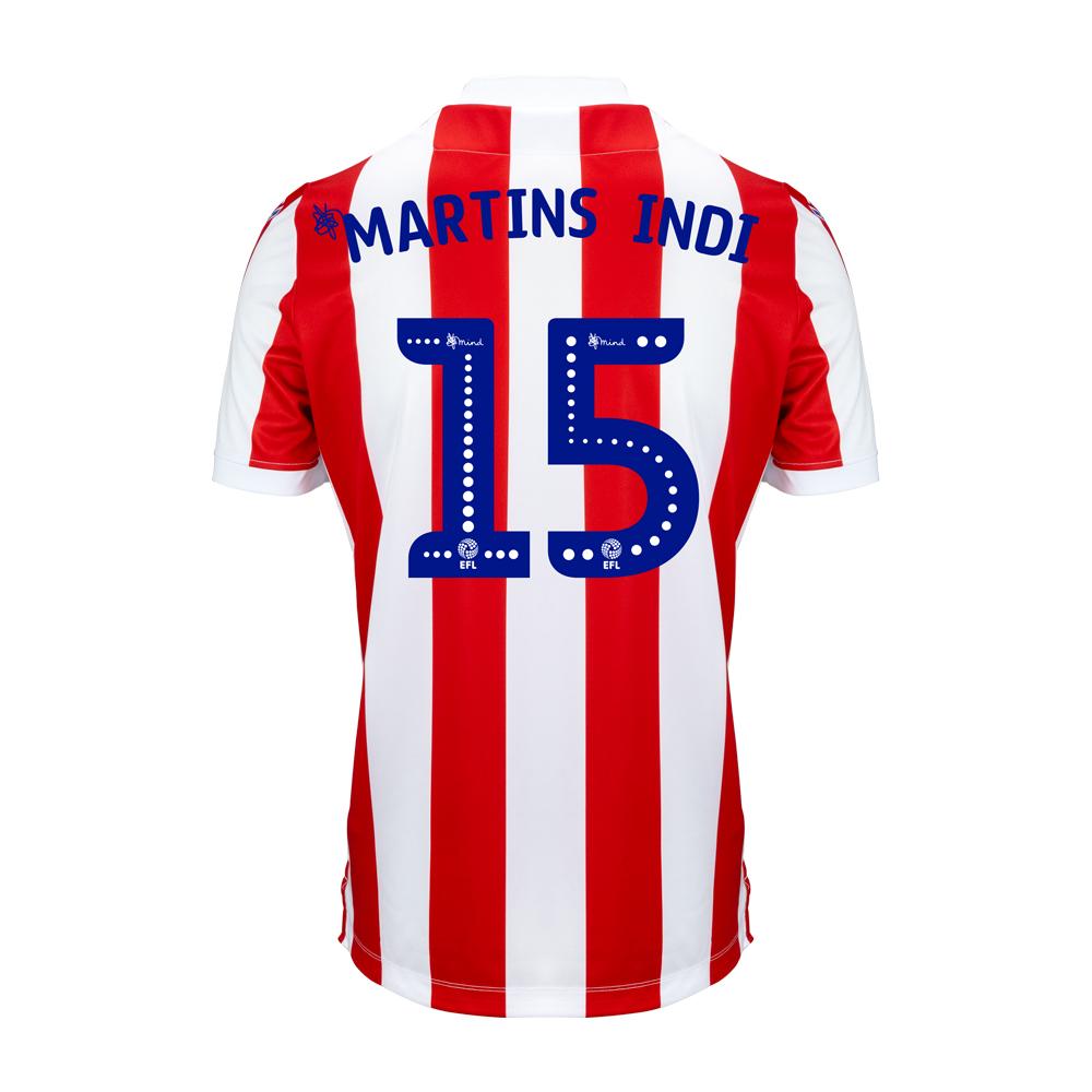 2018/19 Junior Home SS Shirt - Martins Indi