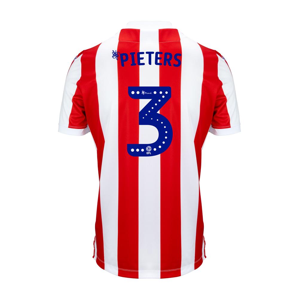 2018/19 Junior Home SS Shirt - Pieters