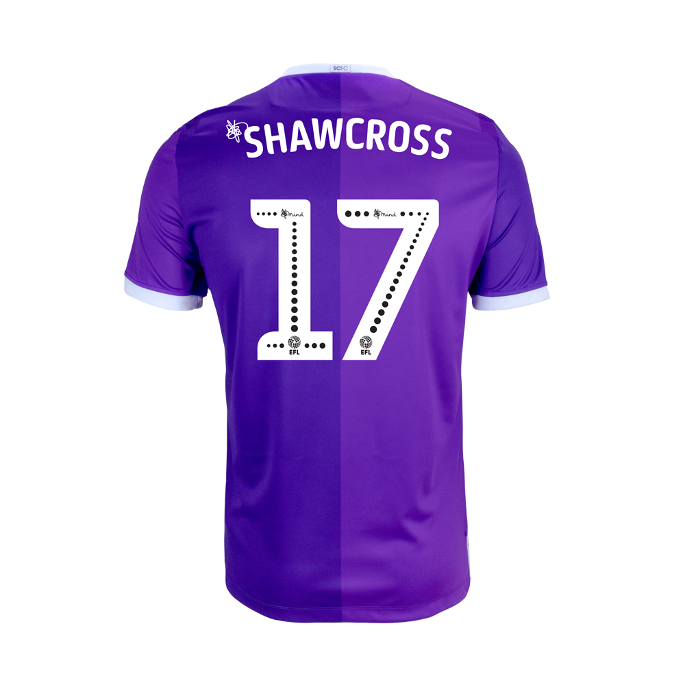 2018/19 Adult Away SS Shirt - Shawcross