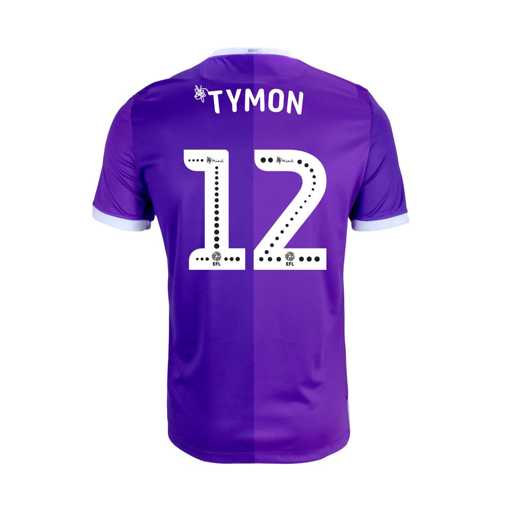 2018/19 Junior Away SS Shirt - Tymon