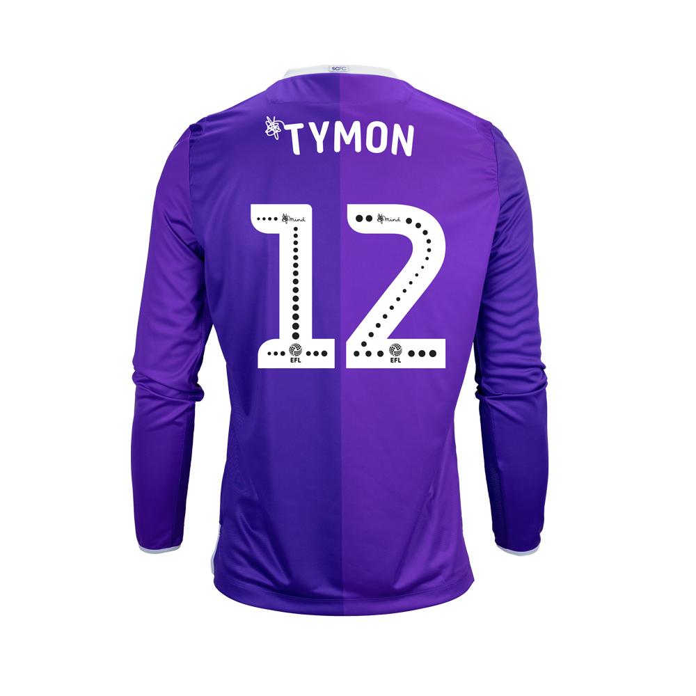 2018/19 Junior Away LS Shirt - Tymon
