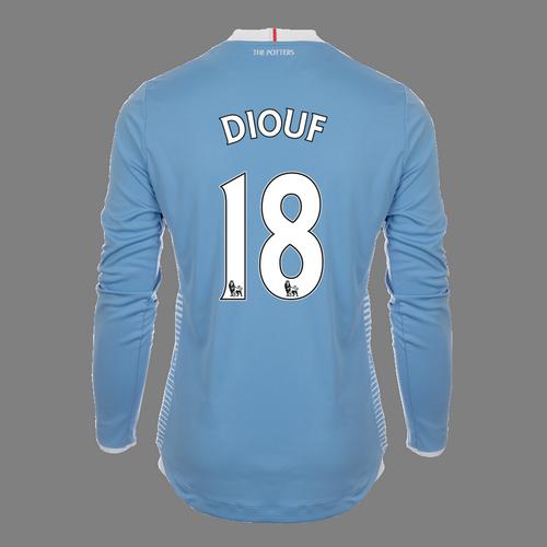 2016-17 Adult Away LS Shirt - Diouf