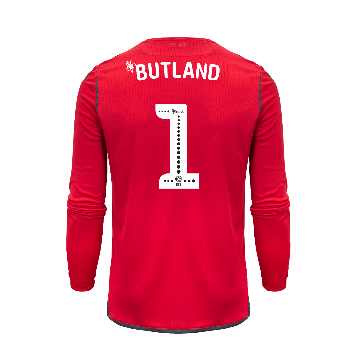 2019/20 Adult Away GK Shirt - Butland