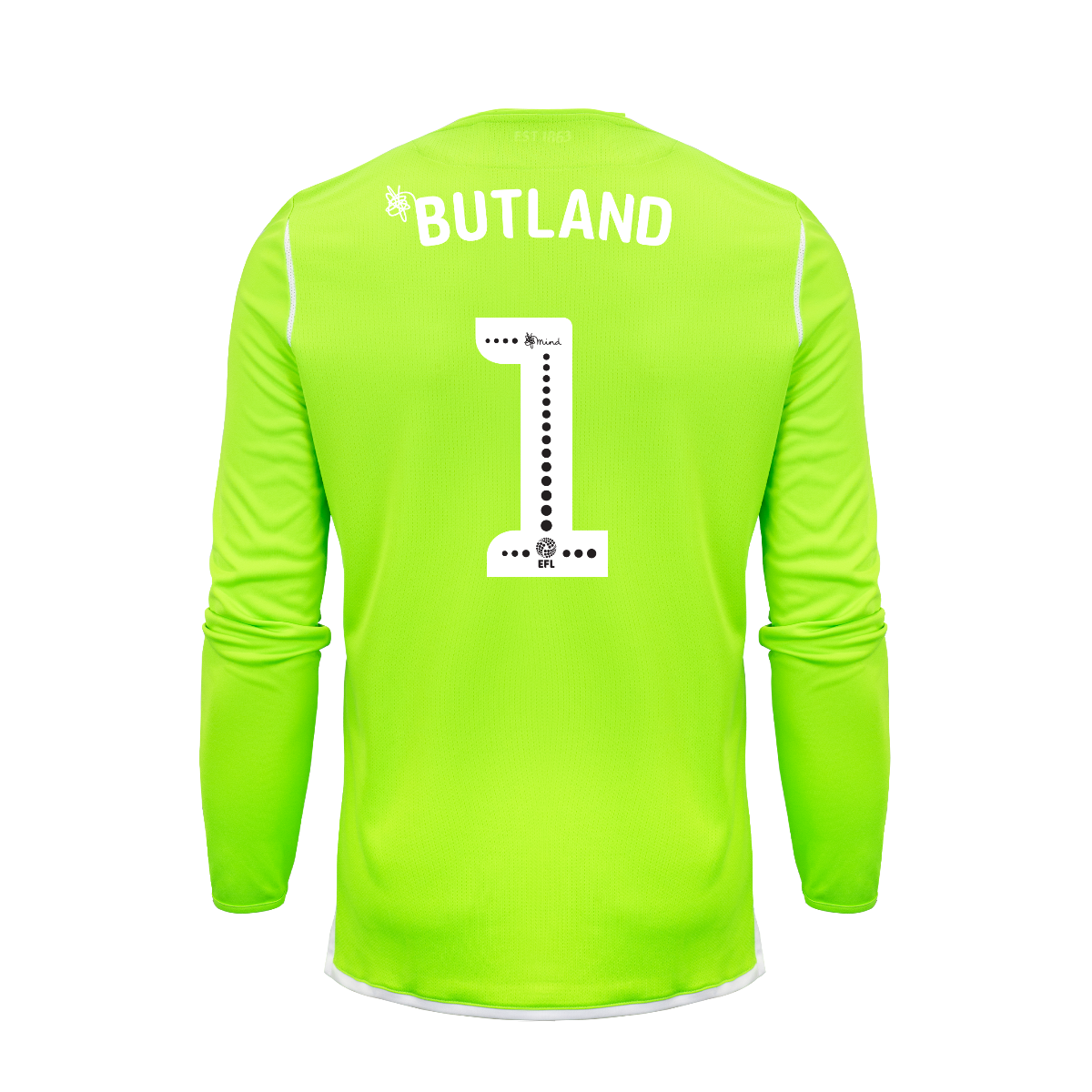 2019/20 Adult Home GK Shirt - Butland