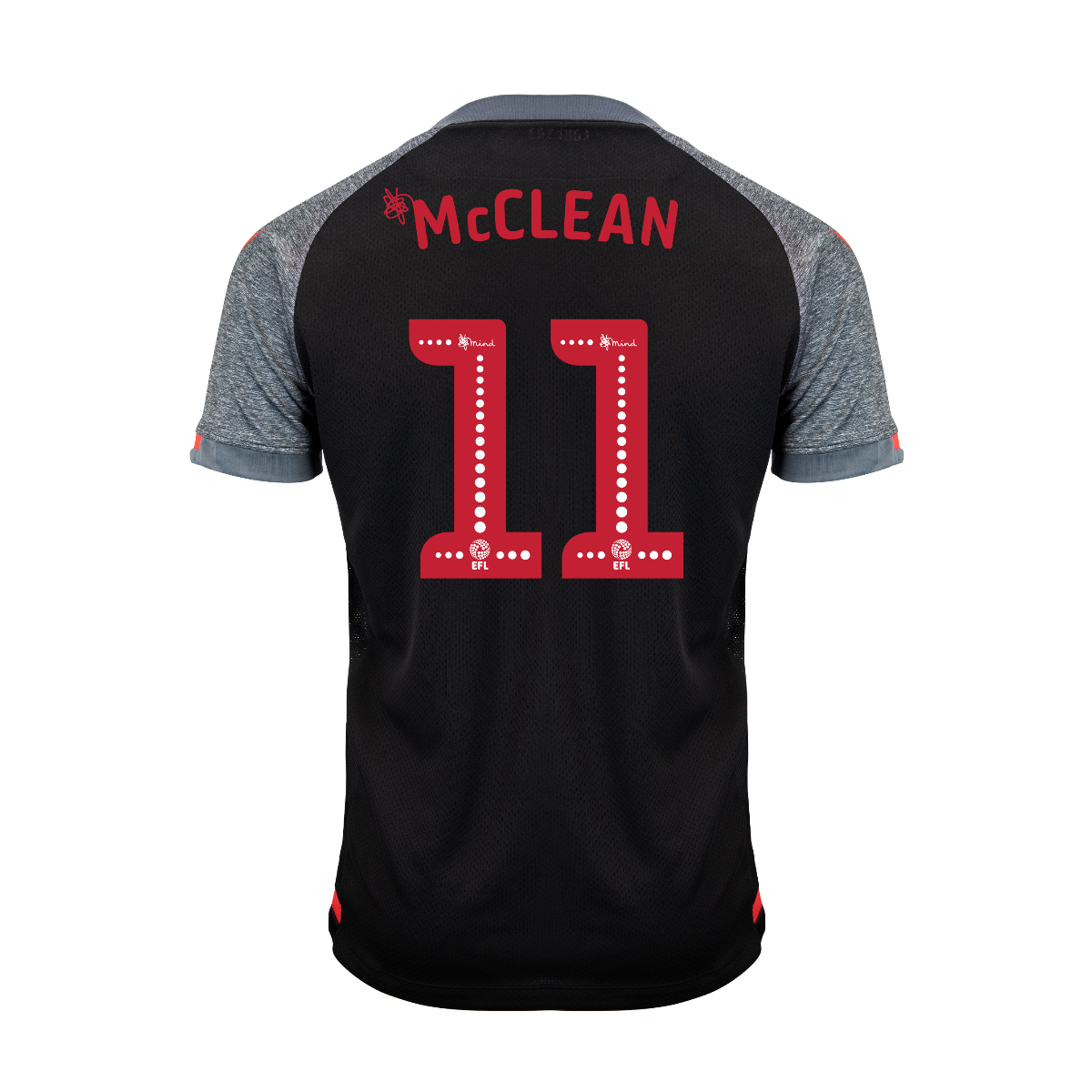 2019/20 Junior Away SS Shirt - McClean