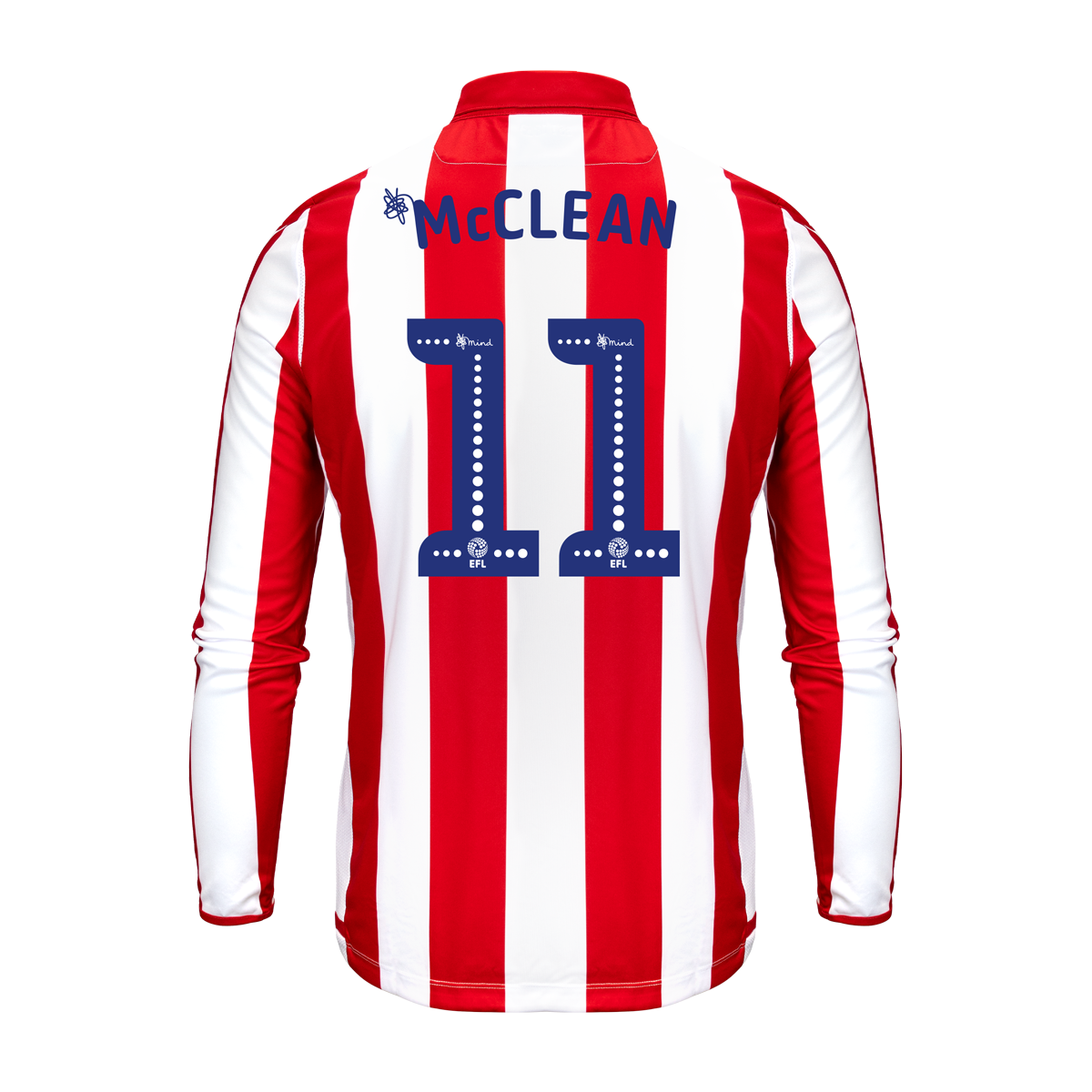 2019/20 Junior Home LS Shirt - McClean