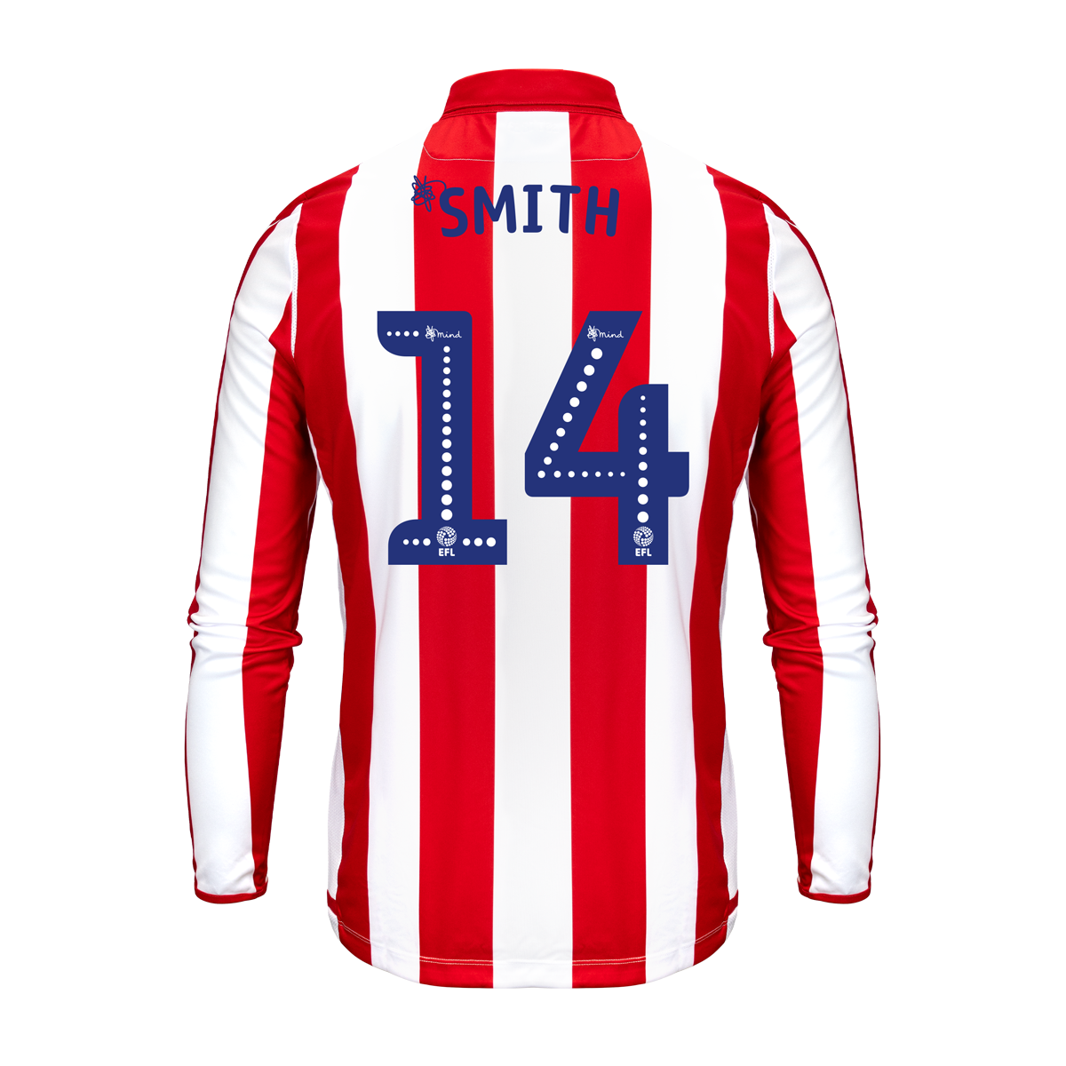 2019/20 Adult Home LS Shirt - Smith