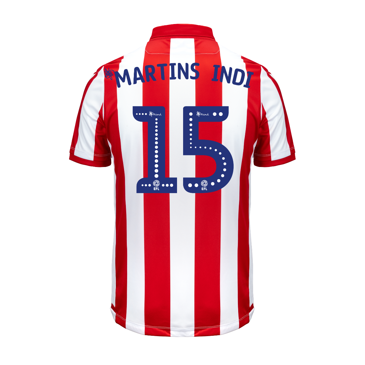 2019/20 Adult Home SS Shirt - Martins Indi