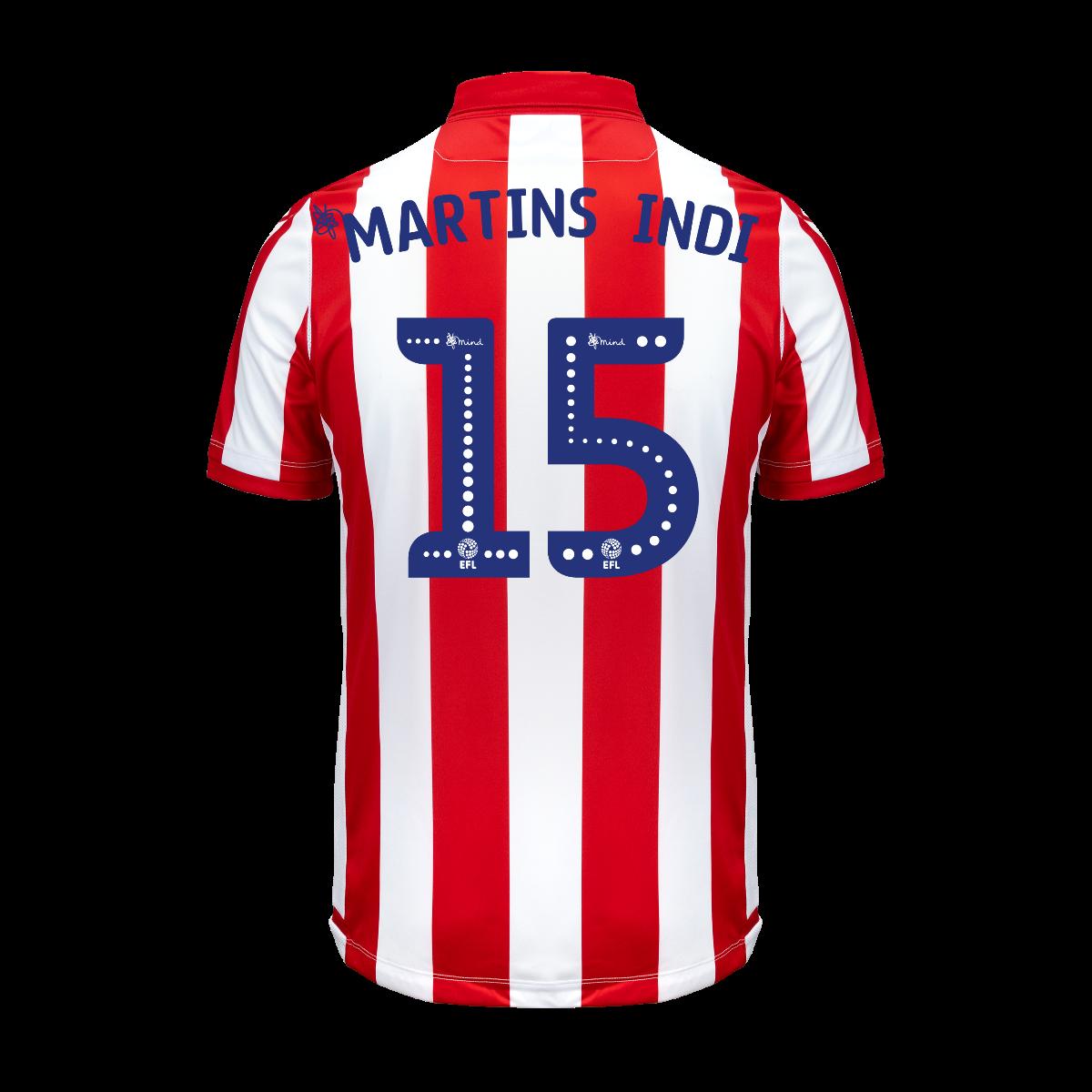 2019/20 Junior Home SS Shirt - Martins Indi