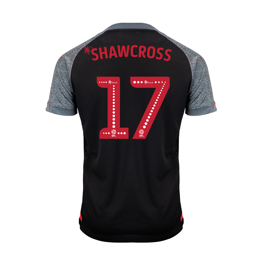 2019/20 Junior Away SS Shirt - Shawcross