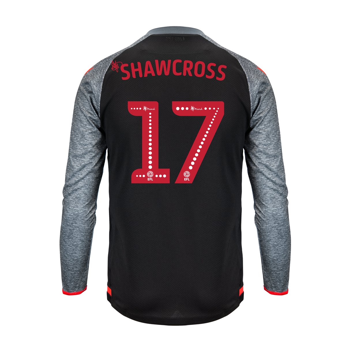 2019/20 Junior Away LS Shirt - Shawcross