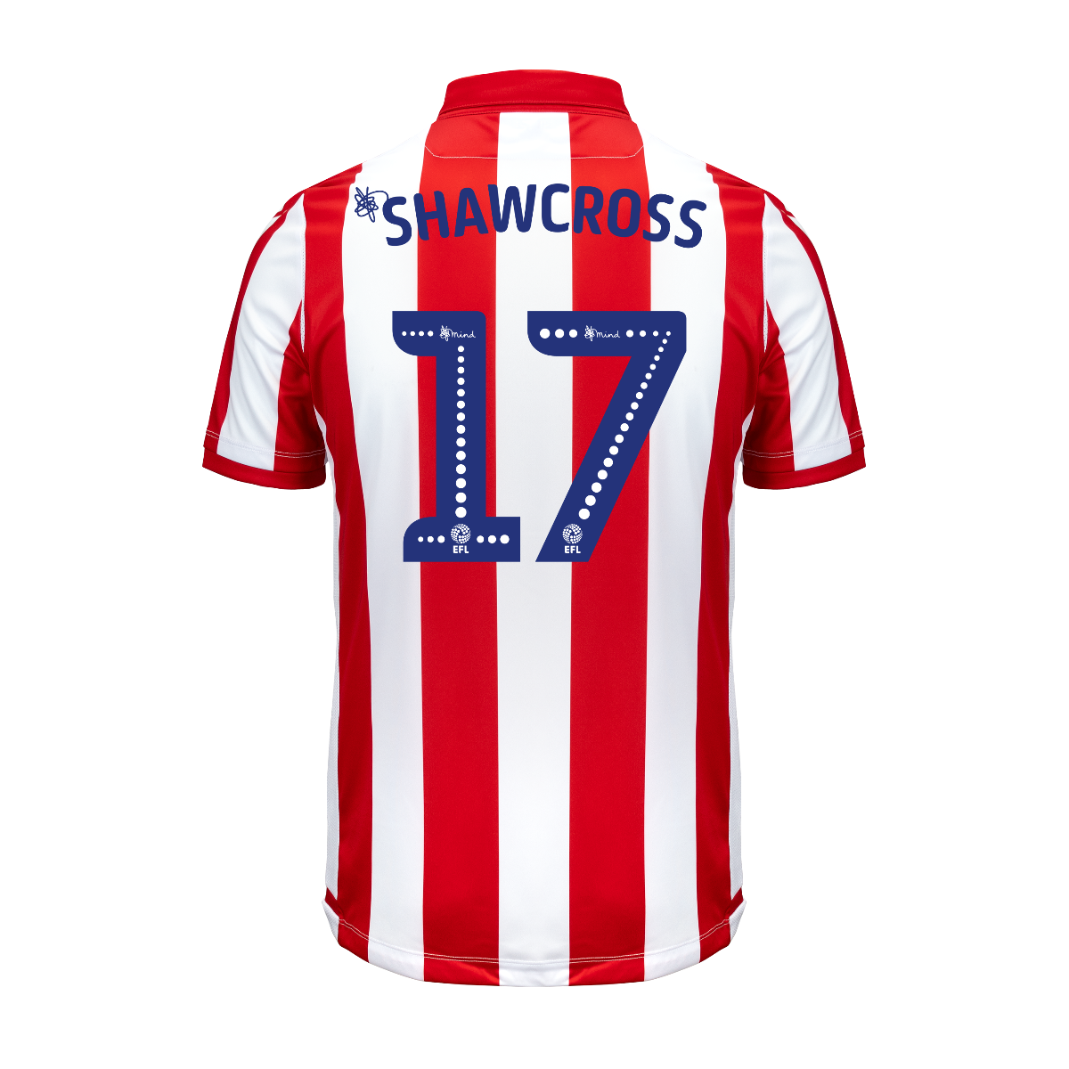 2019/20 Junior Home SS Shirt - Shawcross