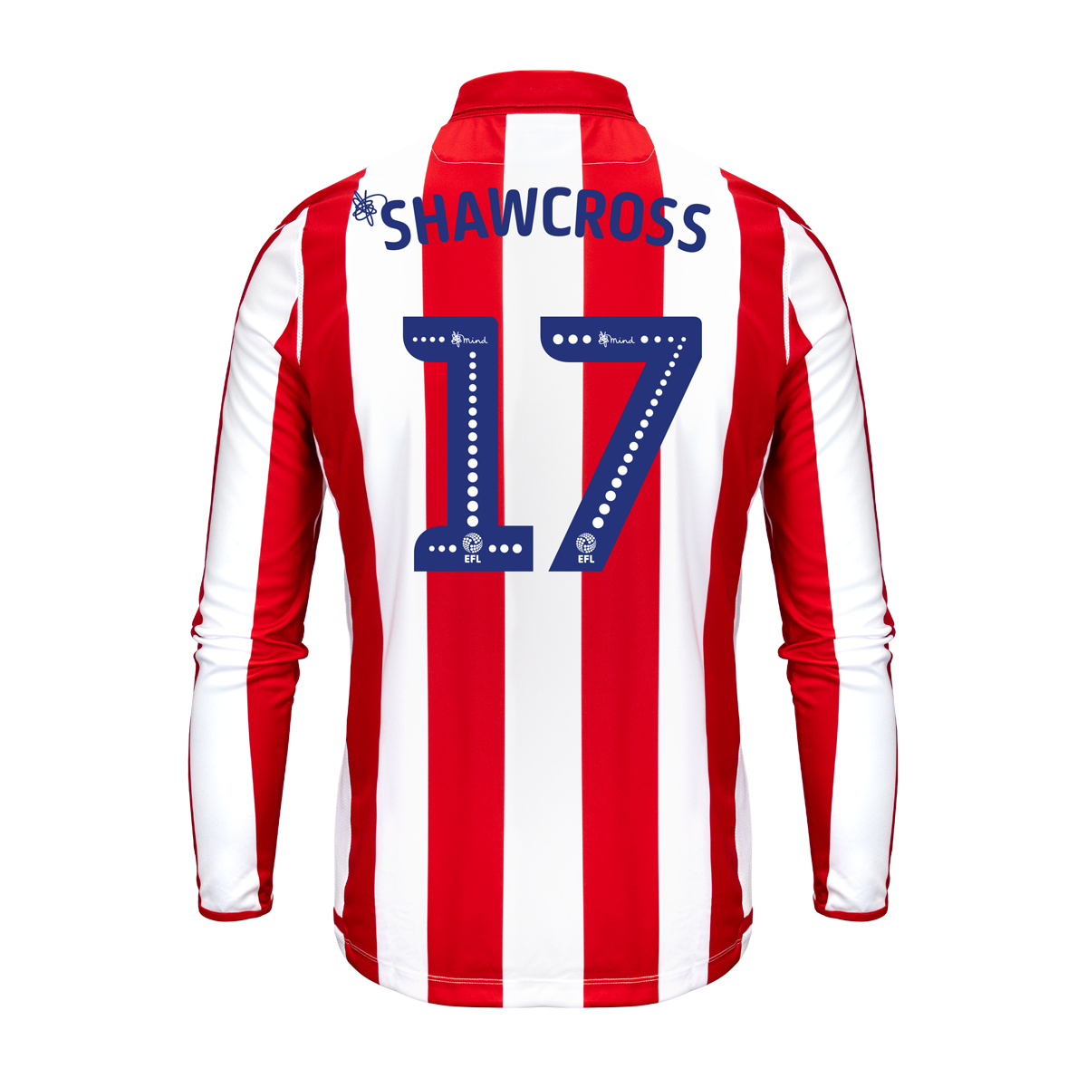 2019/20 Adult Home LS Shirt - Shawcross