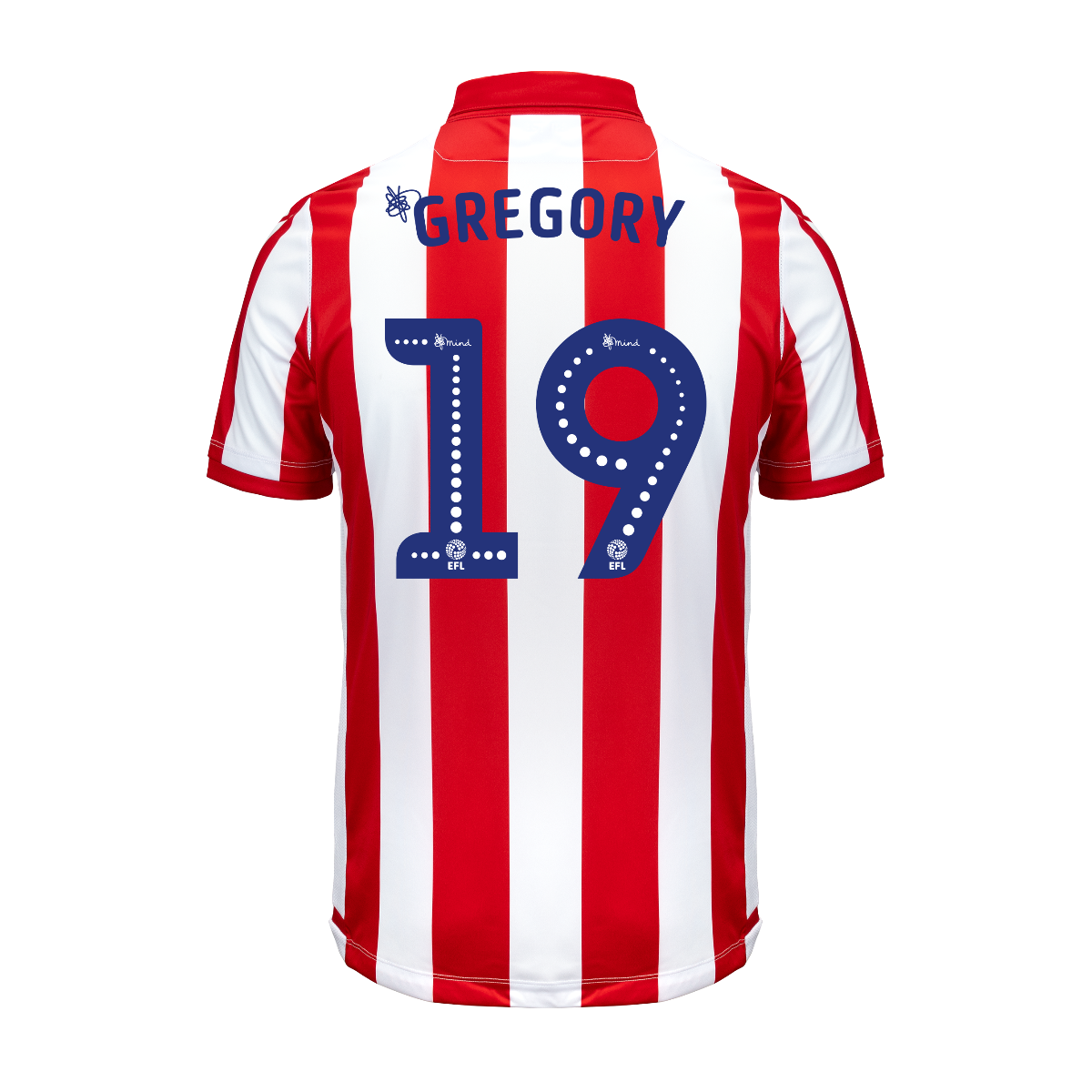 2019/20 Adult Home SS Shirt - Gregory