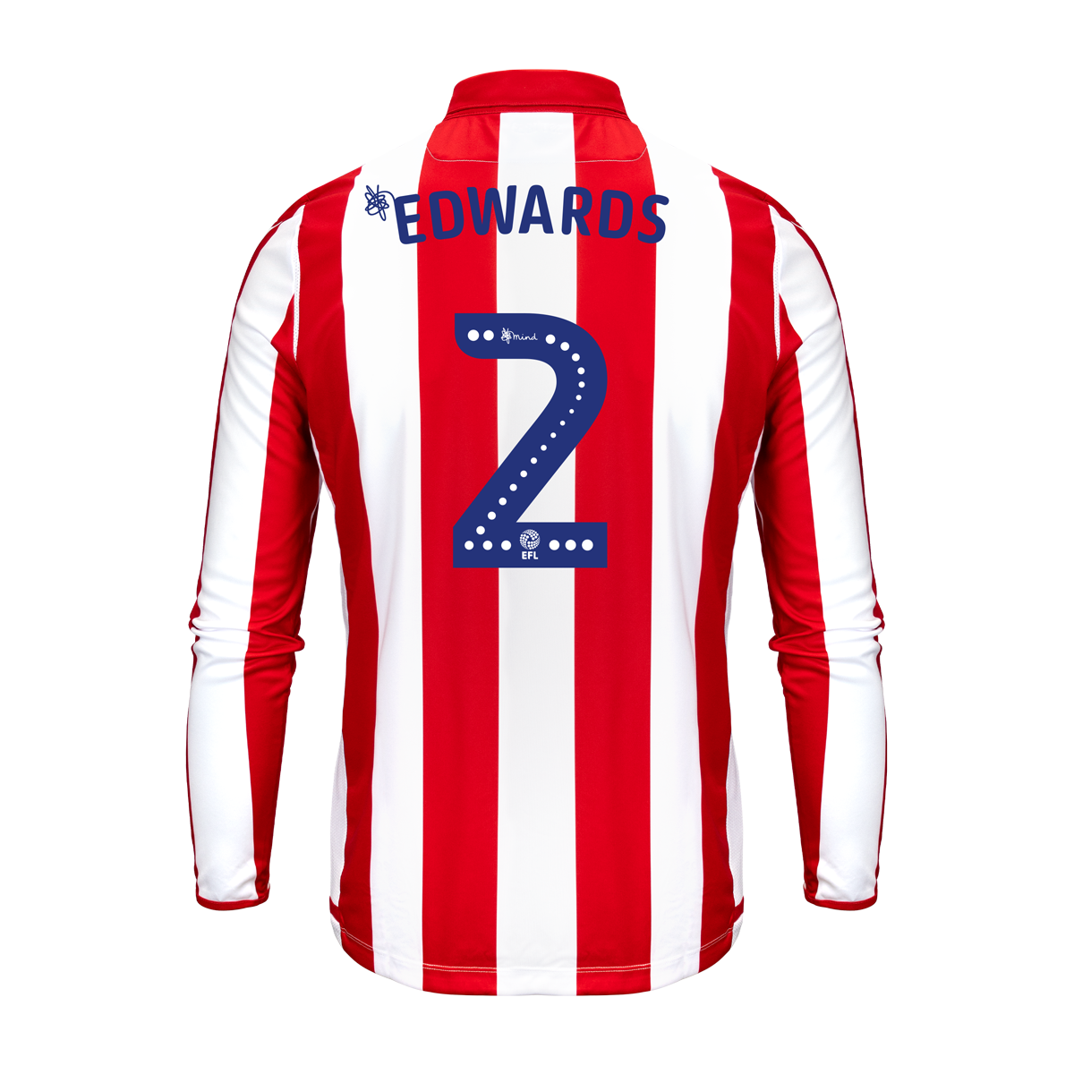 2019/20 Adult Home LS Shirt - Edwards
