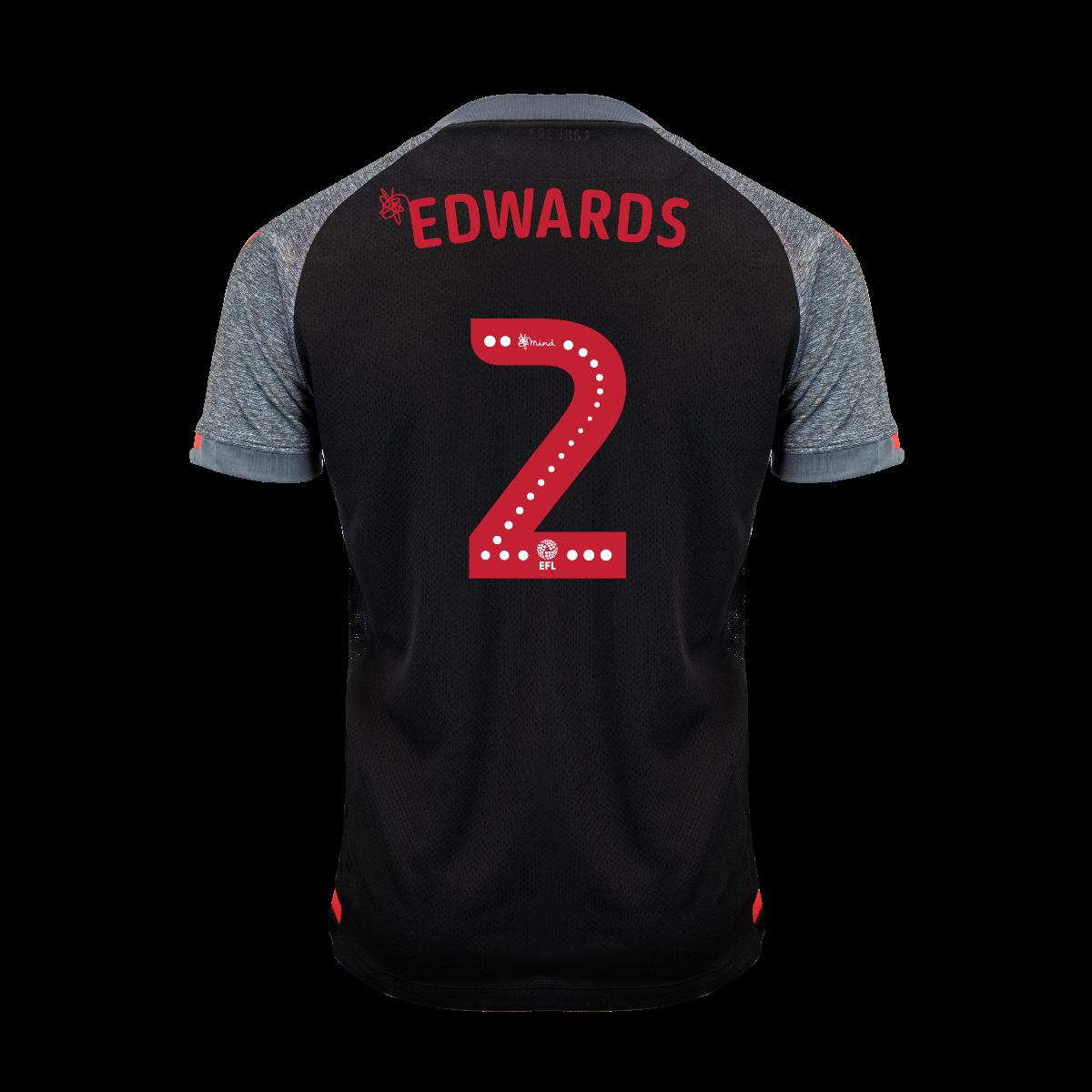 2019/20 Junior Away SS Shirt - Edwards