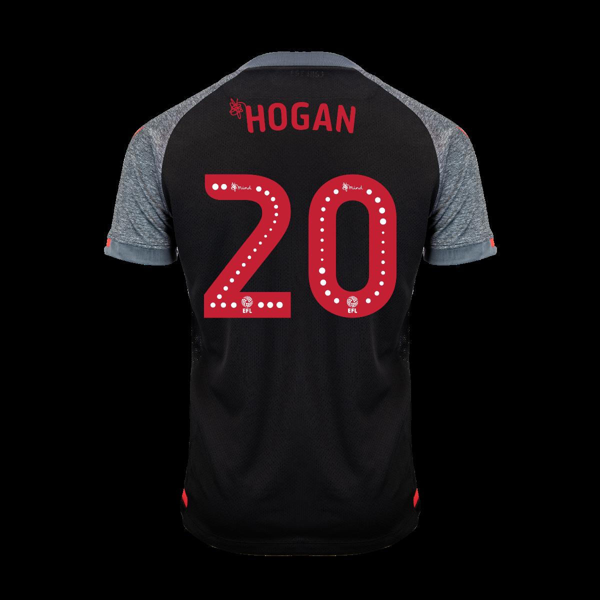 2019/20 Junior Away SS Shirt - Hogan