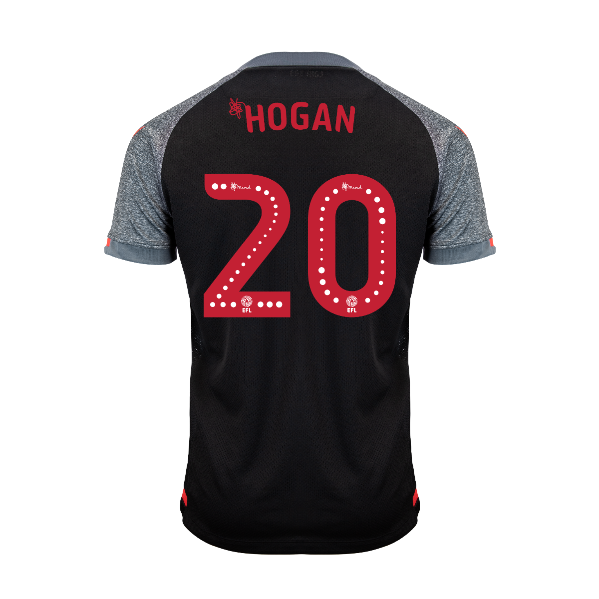 2019/20 Ladies Away Shirt - Hogan