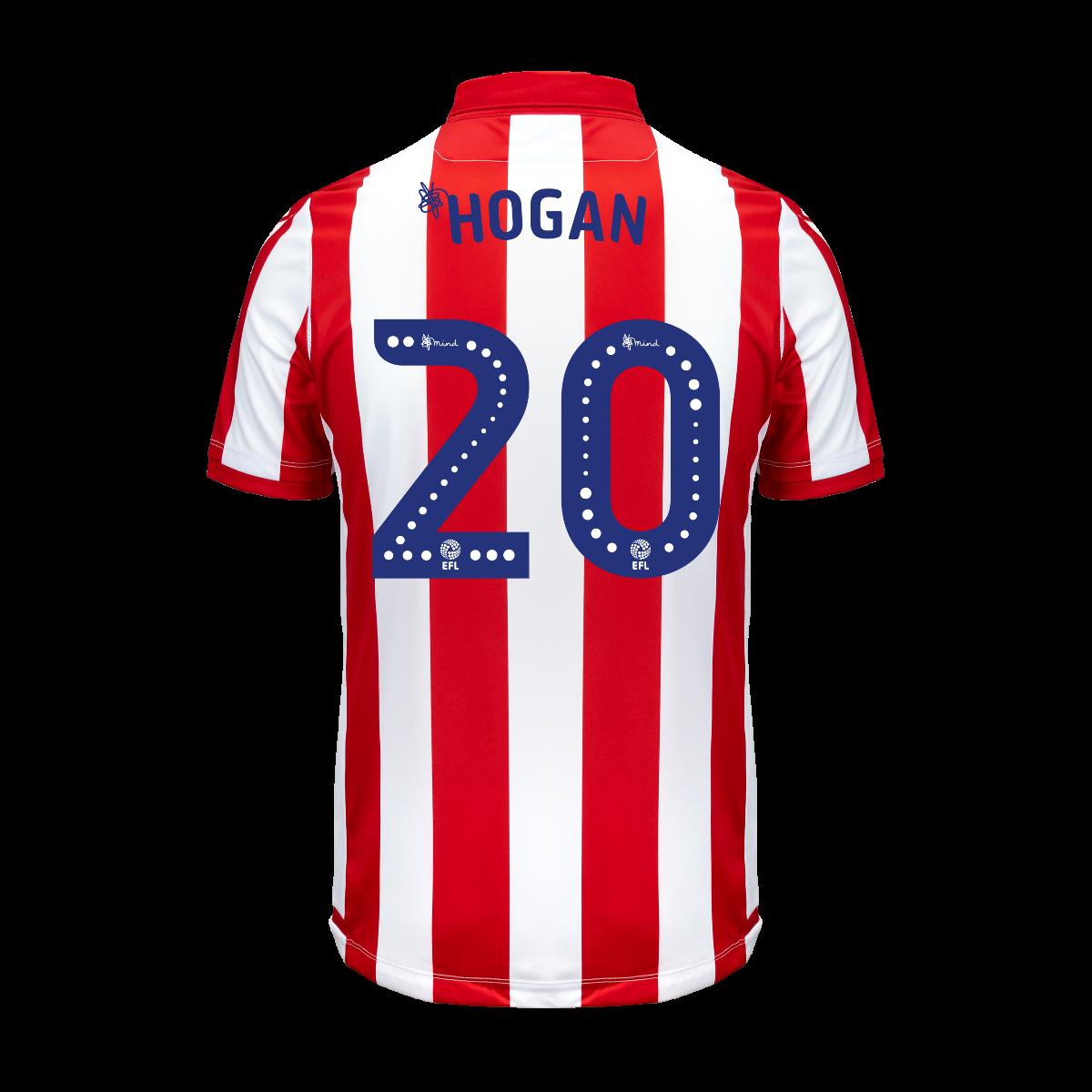 2019/20 Junior Home SS Shirt - Hogan
