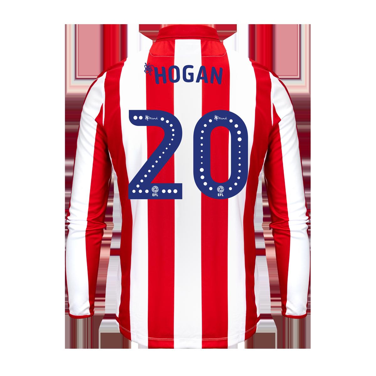 2019/20 Adult Home LS Shirt - Hogan