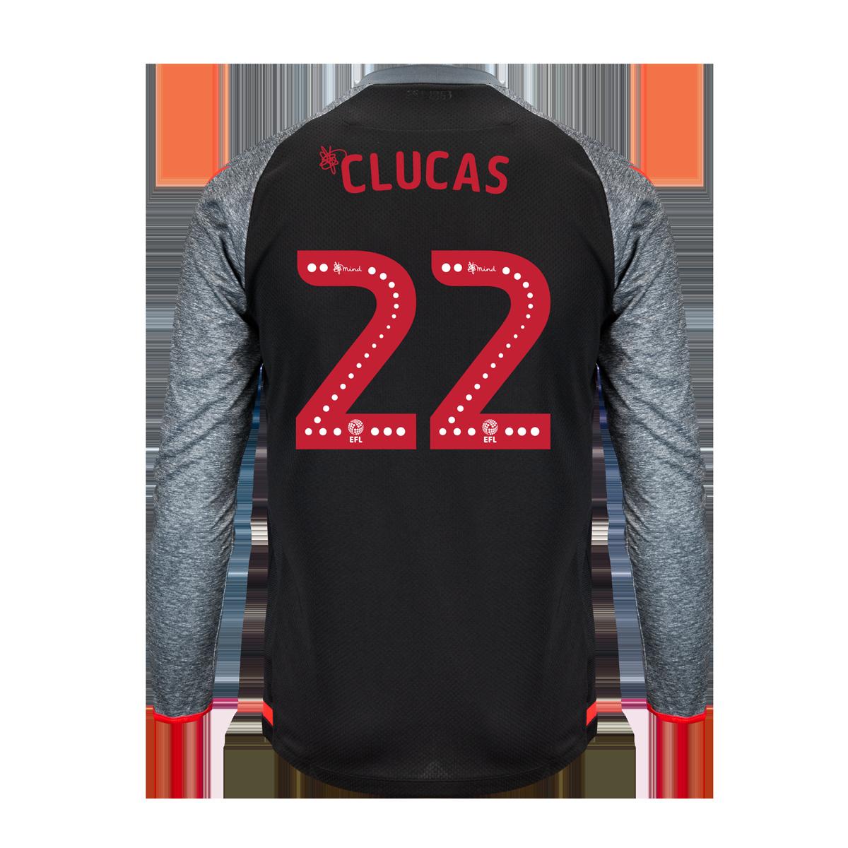 2019/20 Adult Away LS Shirt - Clucas