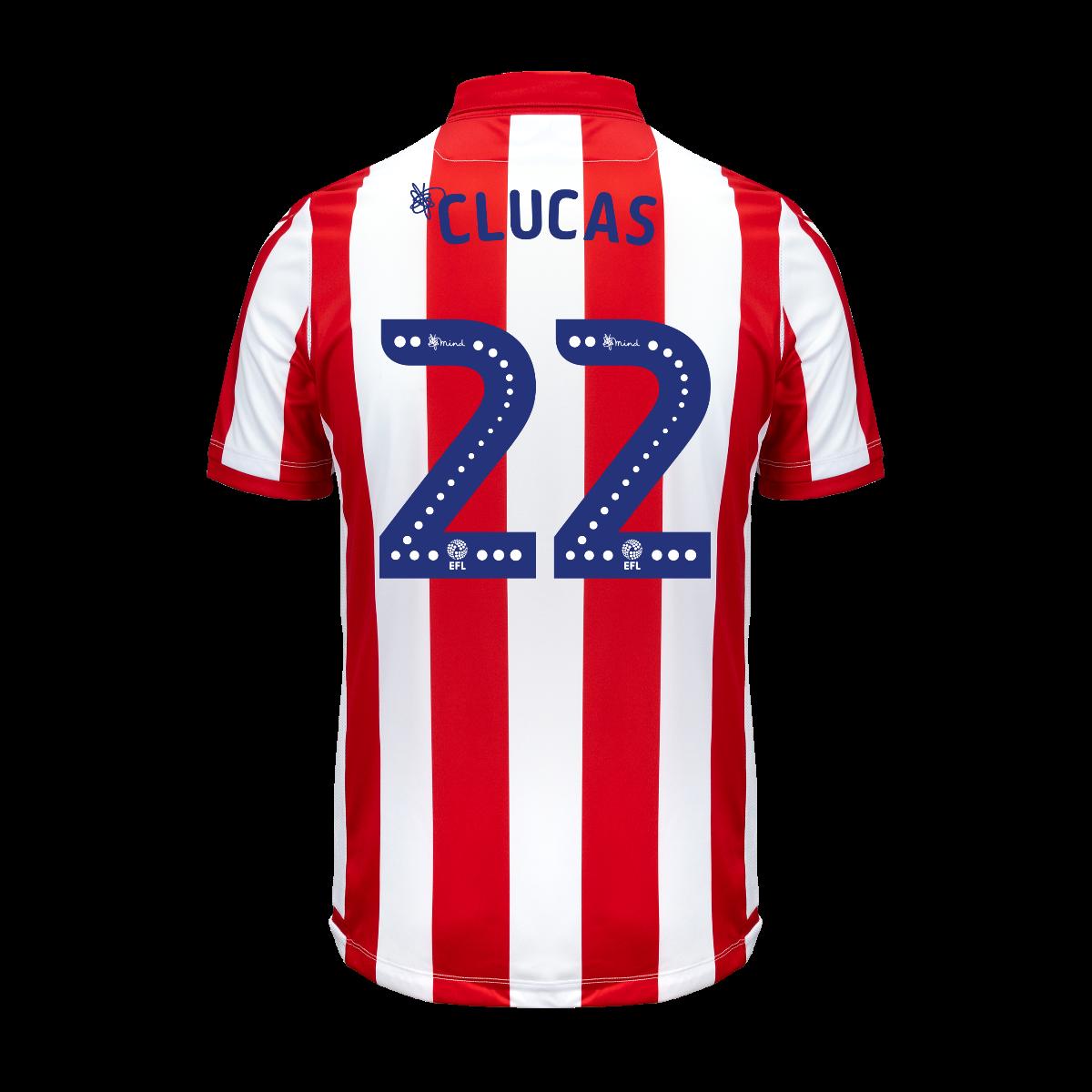 2019/20 Junior Home SS Shirt - Clucas