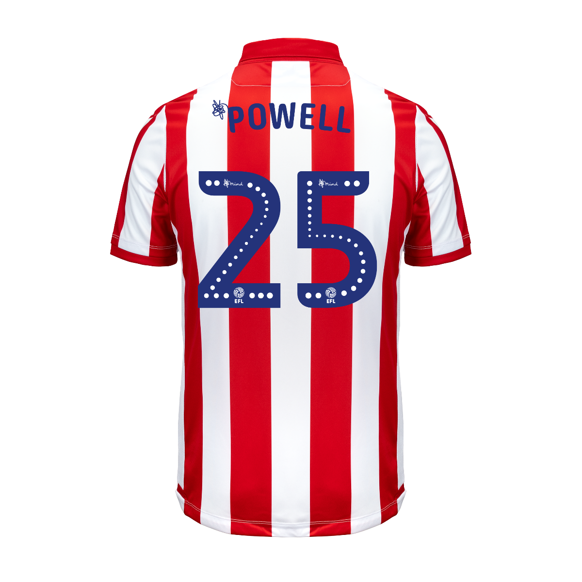 2019/20 Junior Home SS Shirt - Powell
