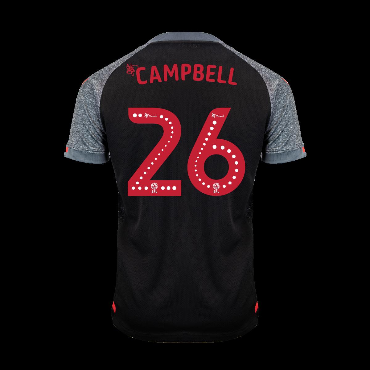 2019/20 Junior Away SS Shirt - Campbell
