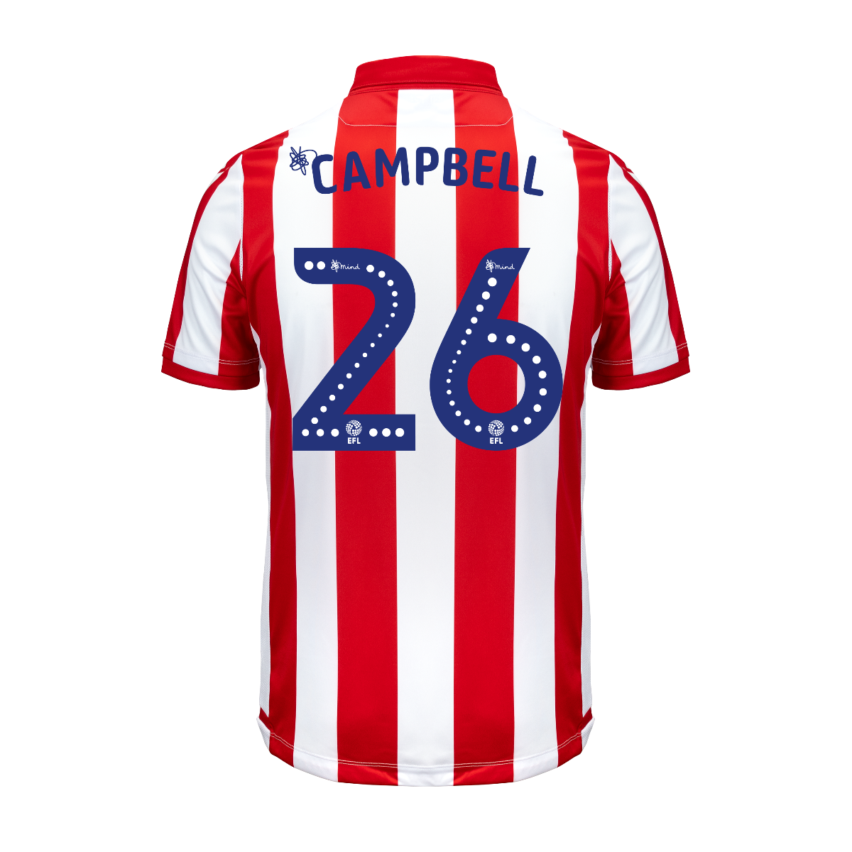 2019/20 Adult Home SS Shirt - Campbell