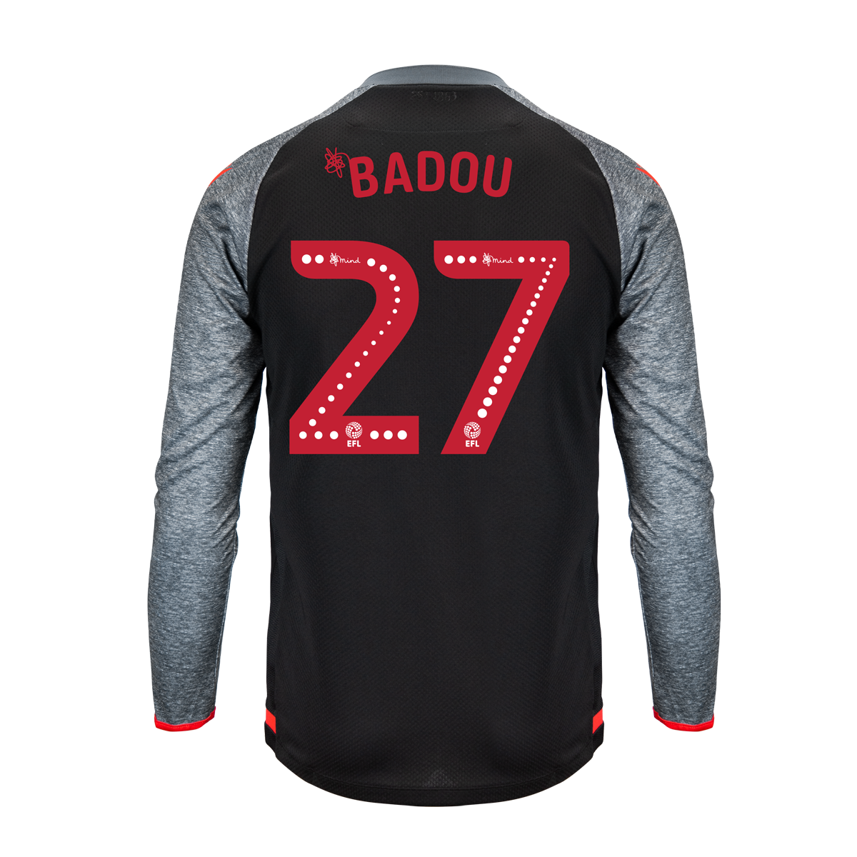2019/20 Junior Away LS Shirt - Badou