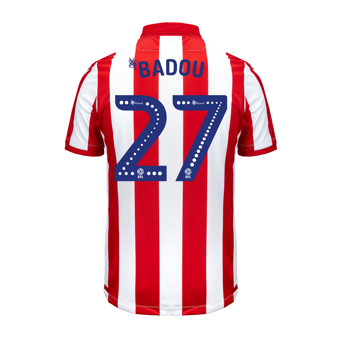 2019/20 Junior Home SS Shirt - Badou