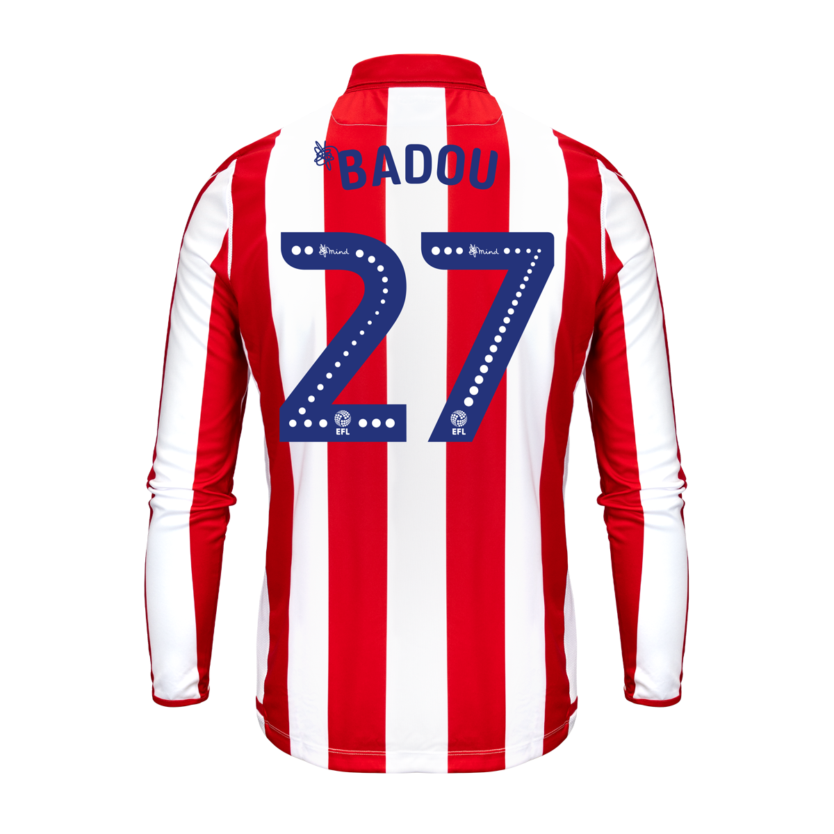 2019/20 Junior Home LS Shirt - Badou