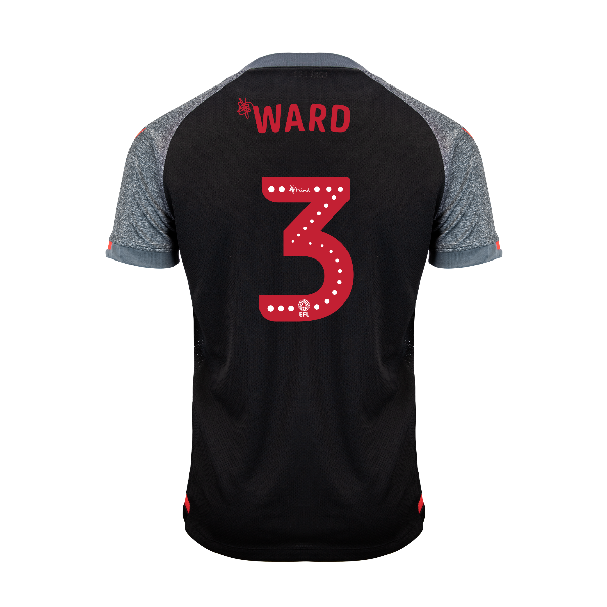 2019/20 Junior Away SS Shirt - Ward