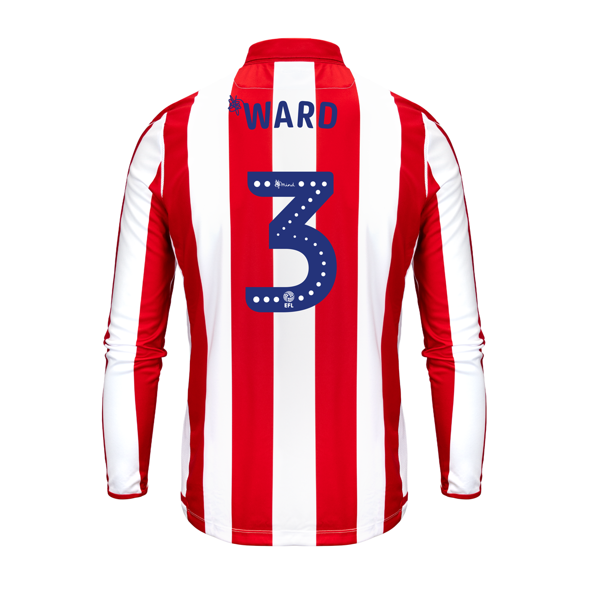 2019/20 Junior Home LS Shirt - Ward