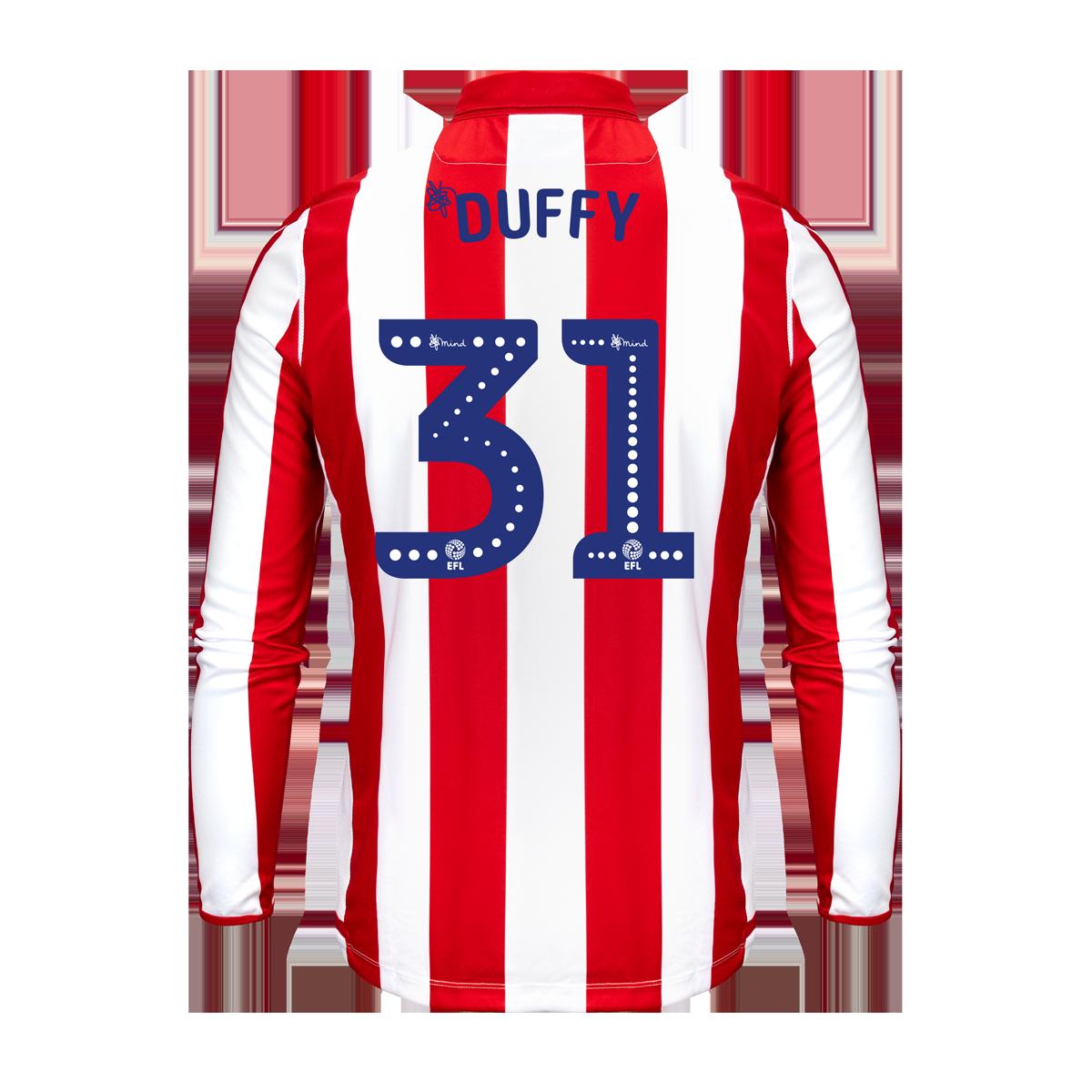 2019/20 Adult Home LS Shirt - Duffy