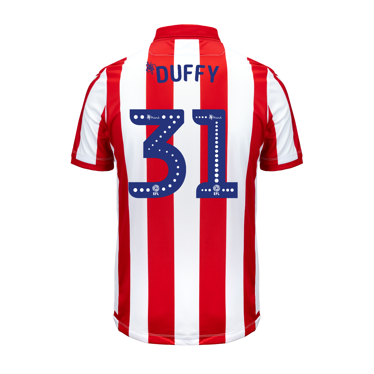 2019/20 Junior Home SS Shirt - Duffy