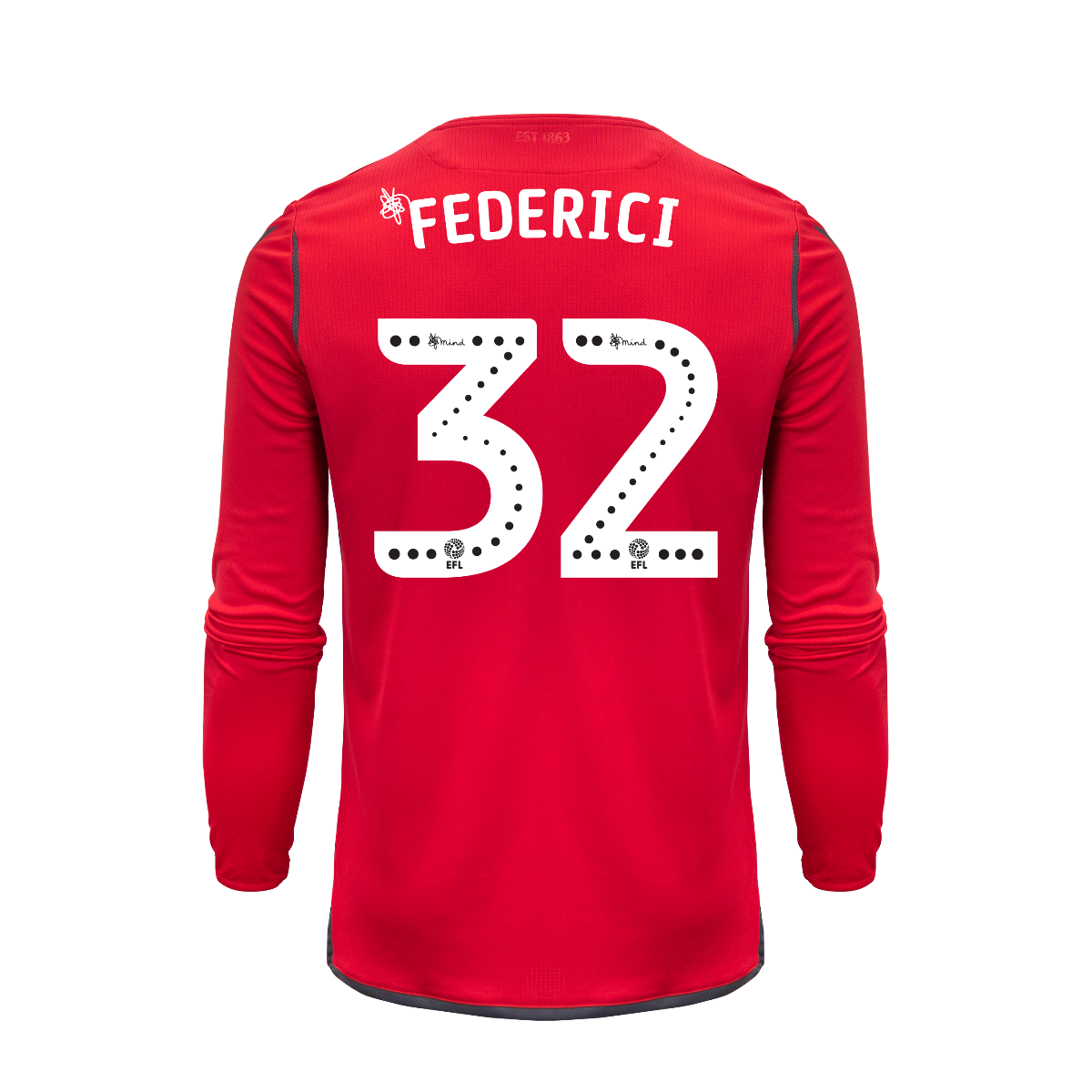 2019/20 Adult Away GK Shirt - Federici