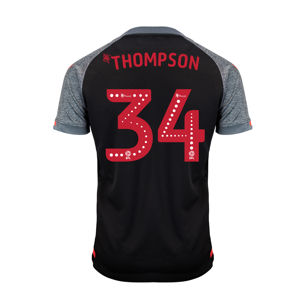 2019/20 Adult Away SS Shirt - Thompson