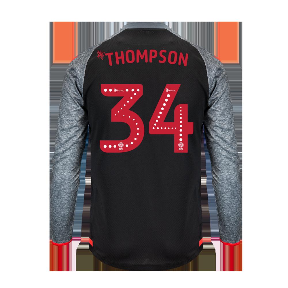 2019/20 Junior Away LS Shirt - Thompson