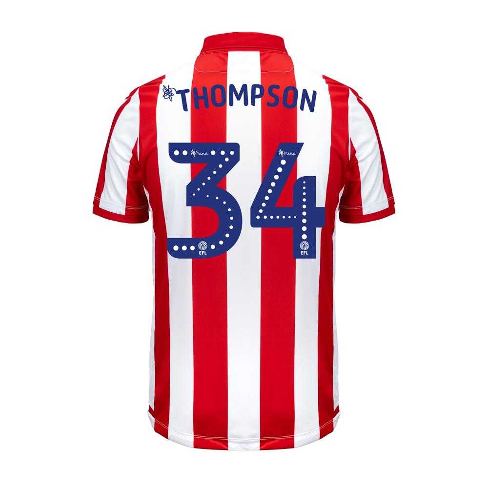 2019/20 Junior Home SS Shirt - Thompson