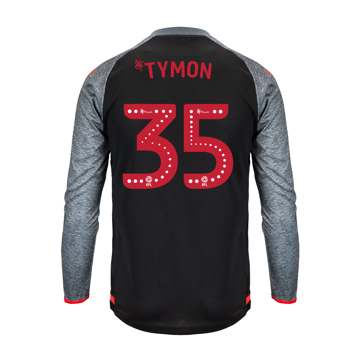 2019/20 Adult Away LS Shirt - Tymon