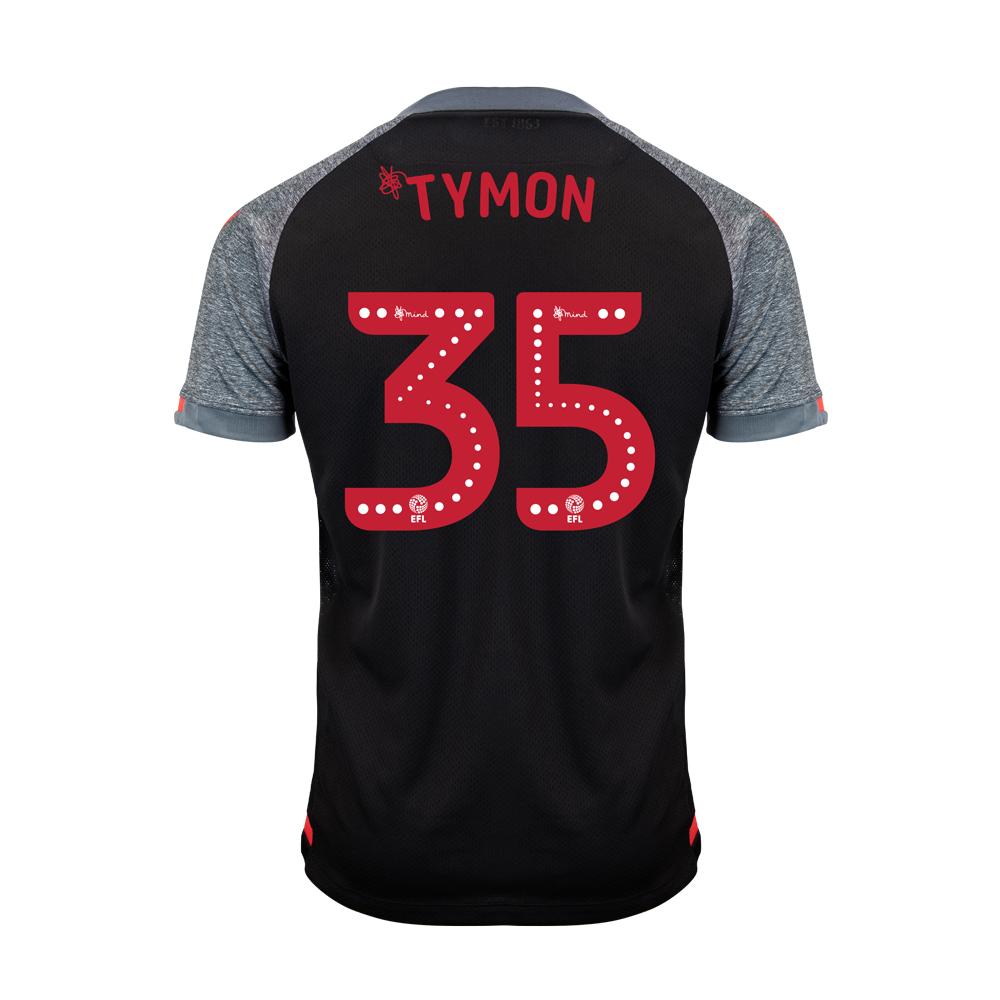 2019/20 Junior Away SS Shirt - Tymon