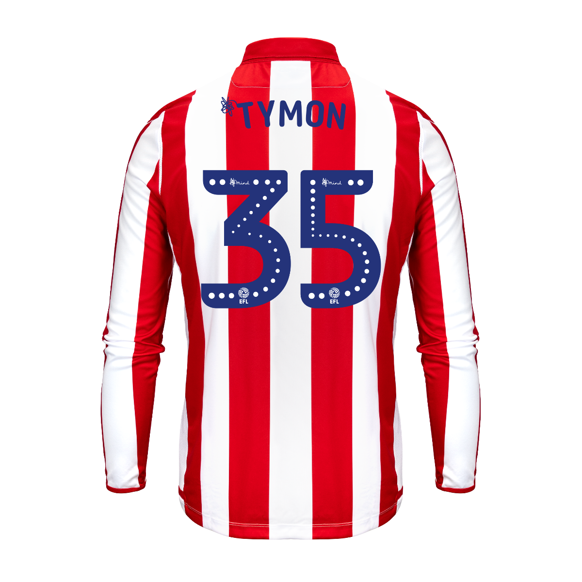 2019/20 Junior Home LS Shirt - Tymon