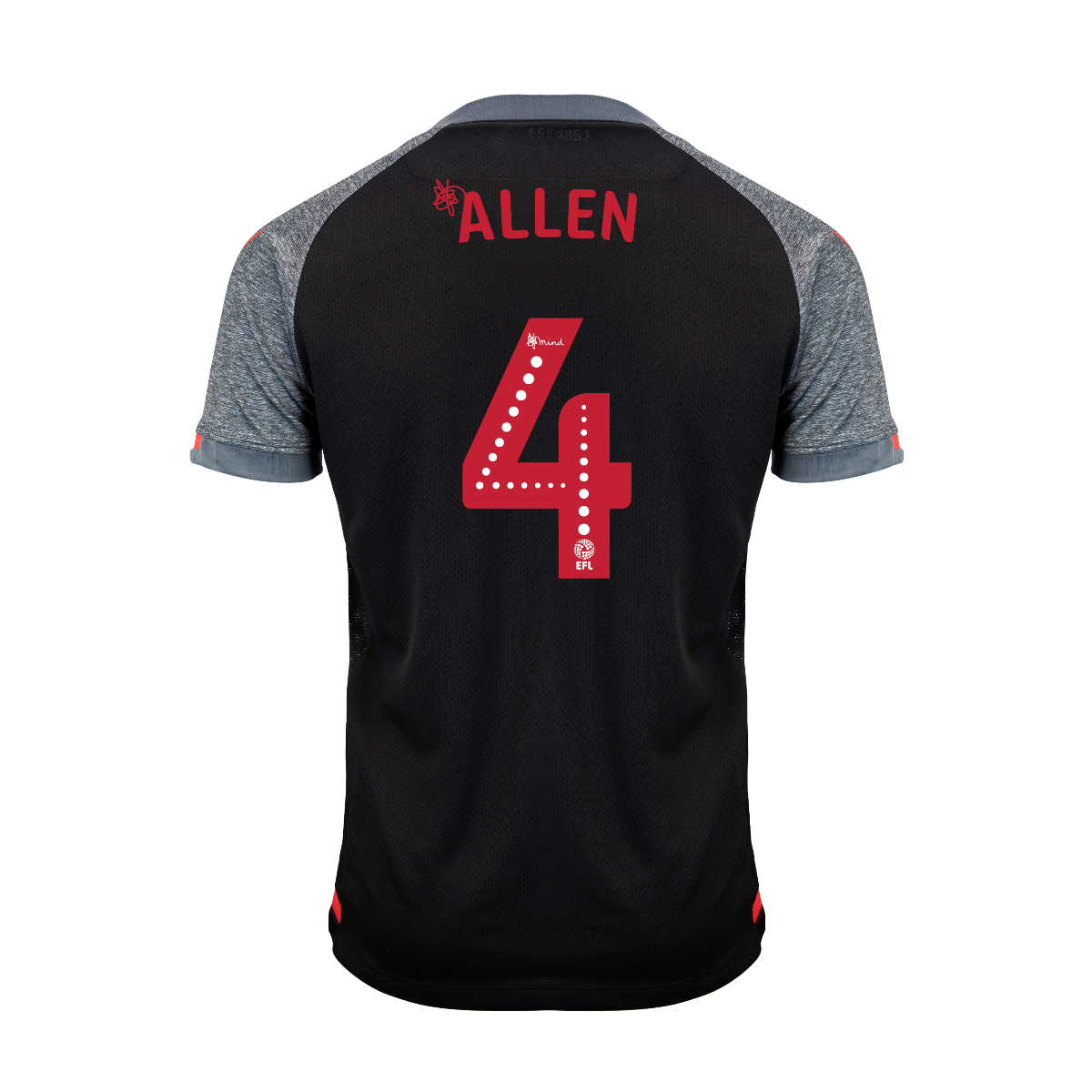 2019/20 Adult Away SS Shirt - Allen