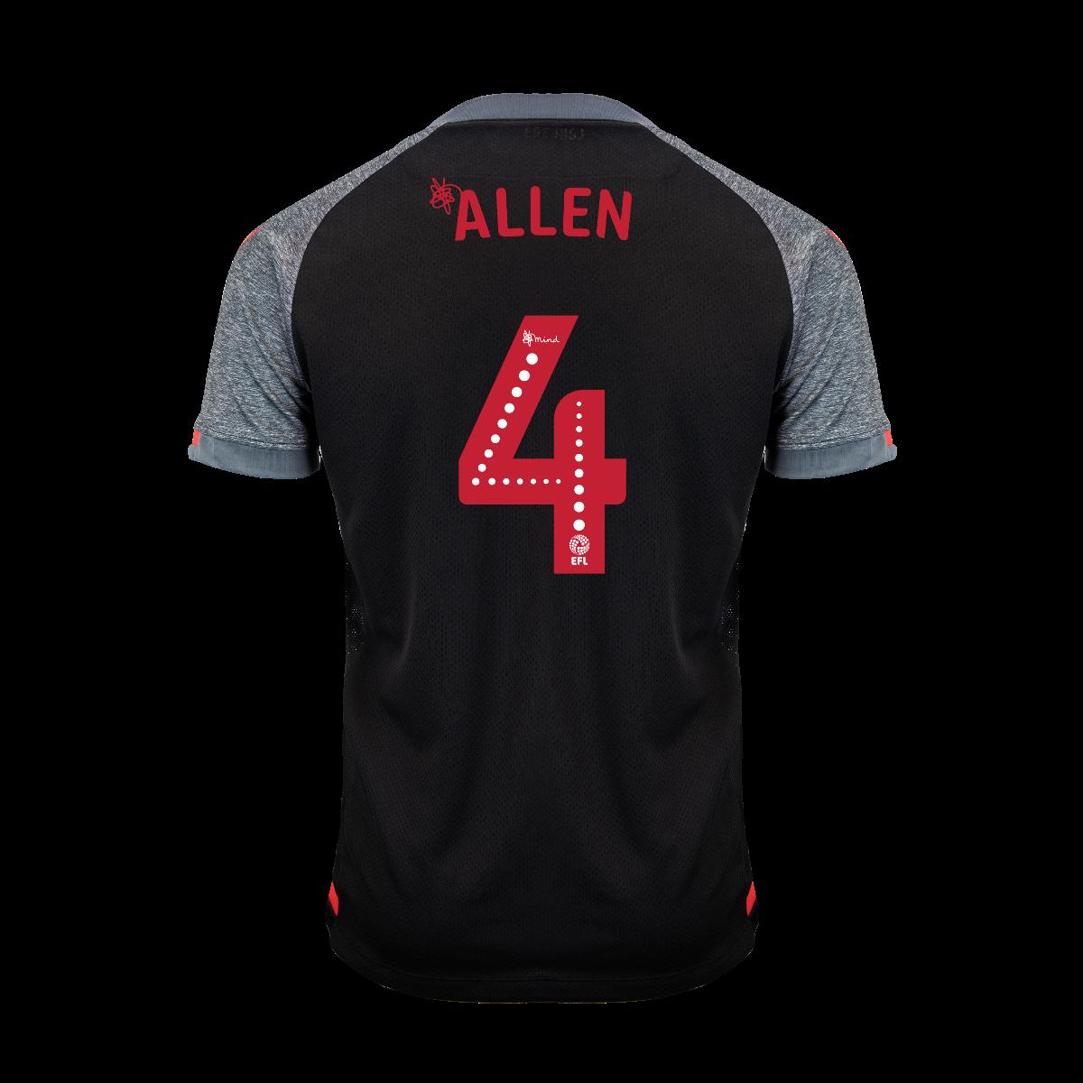 2019/20 Junior Away SS Shirt - Allen